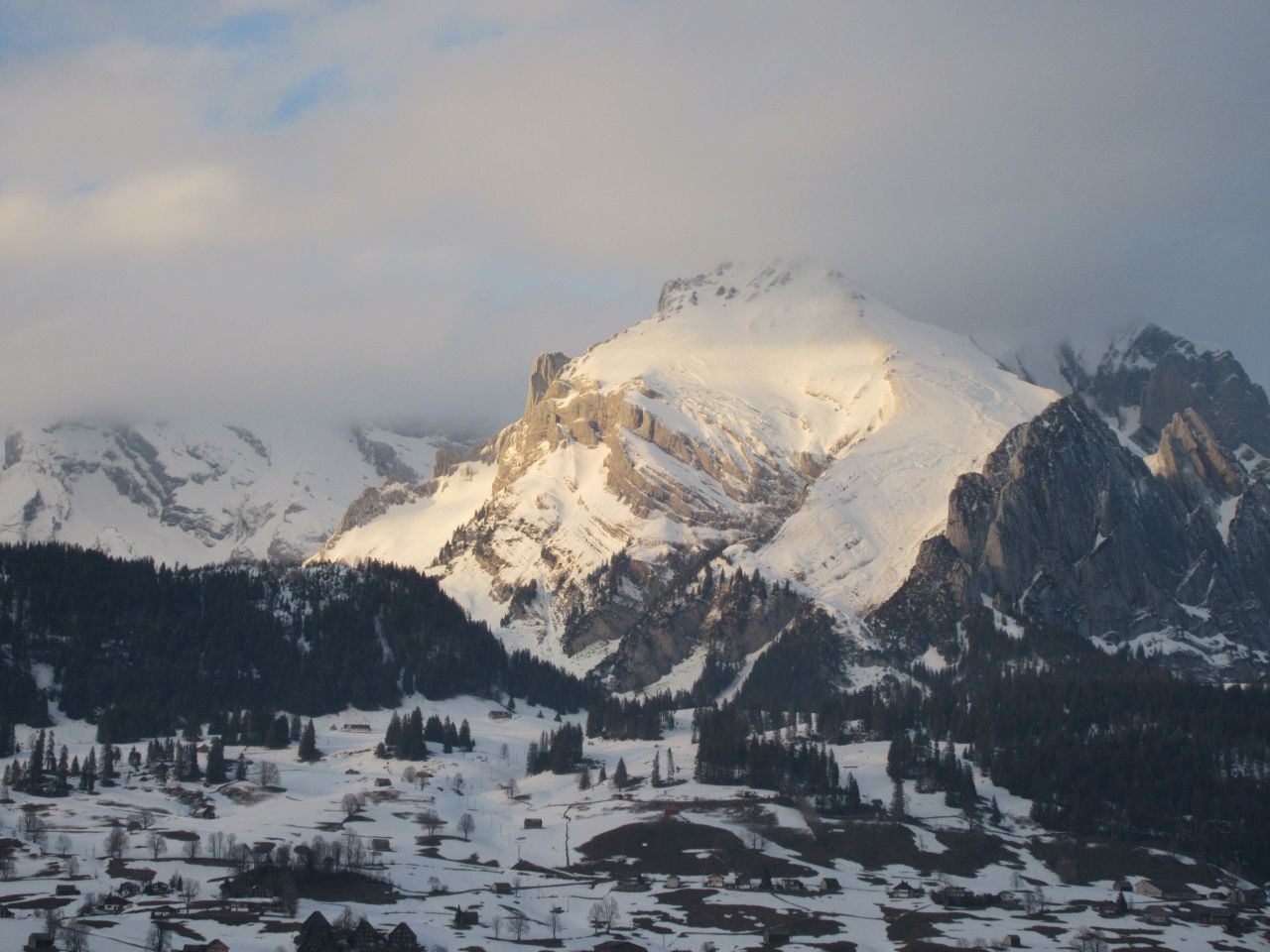 WHW: Skiweekend, 3. März 2019