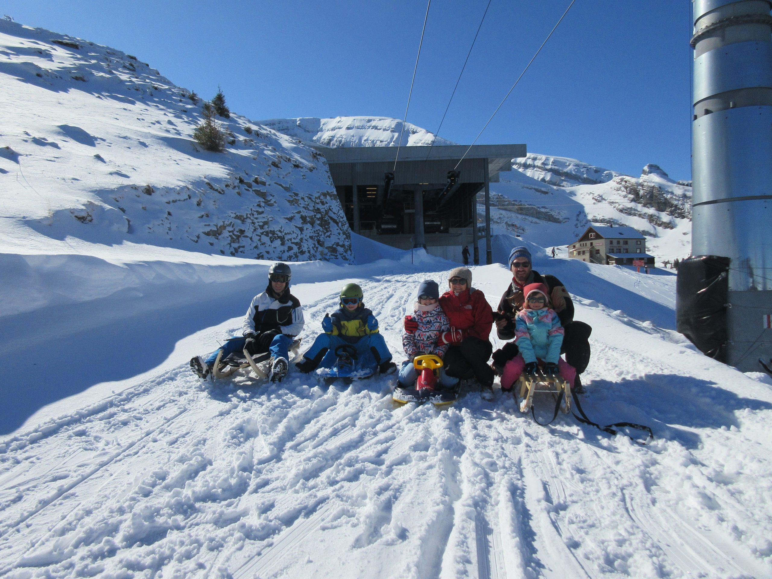 WHW: Skiweekend, 29. Februar 2020